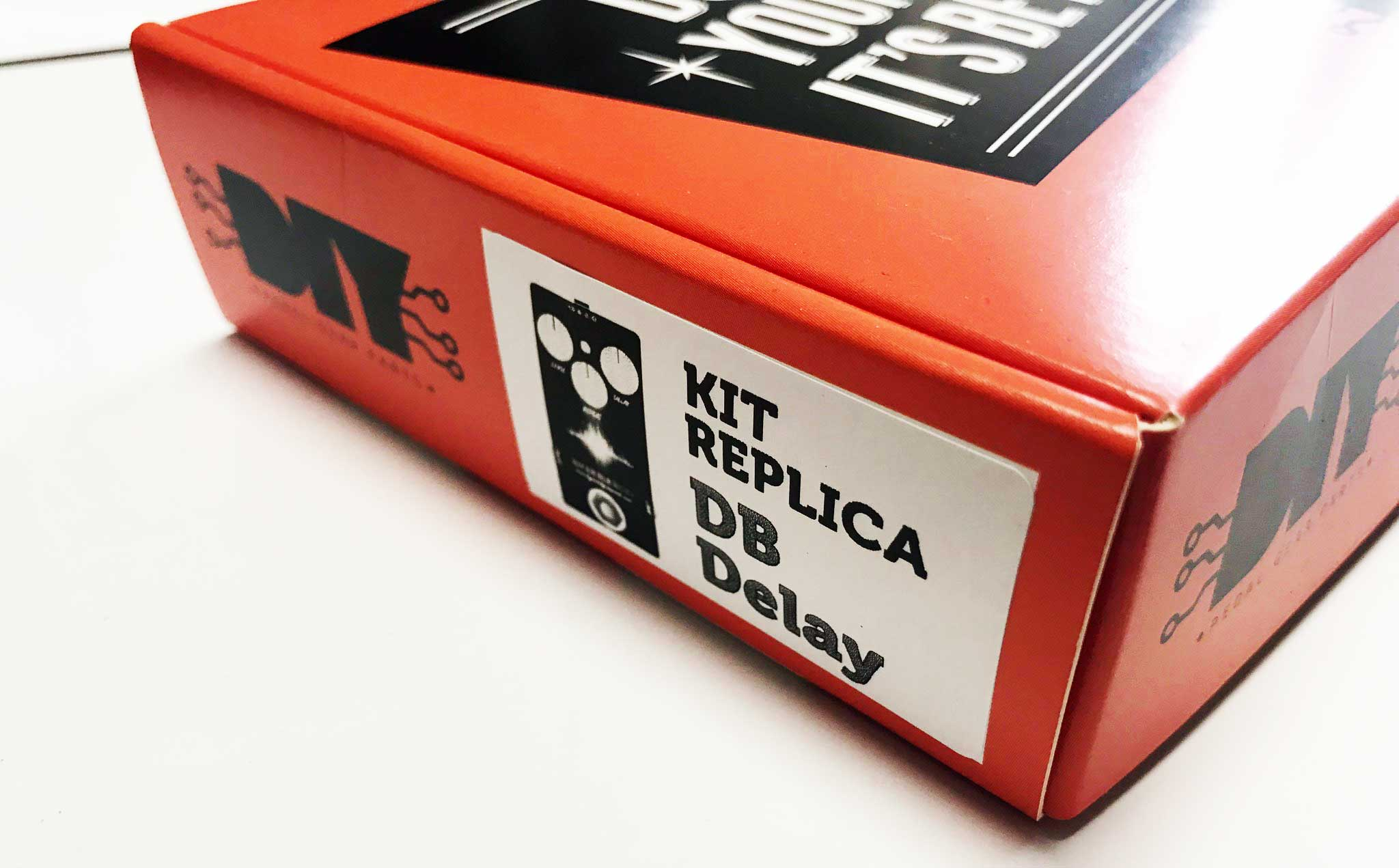 kit db delay scatola